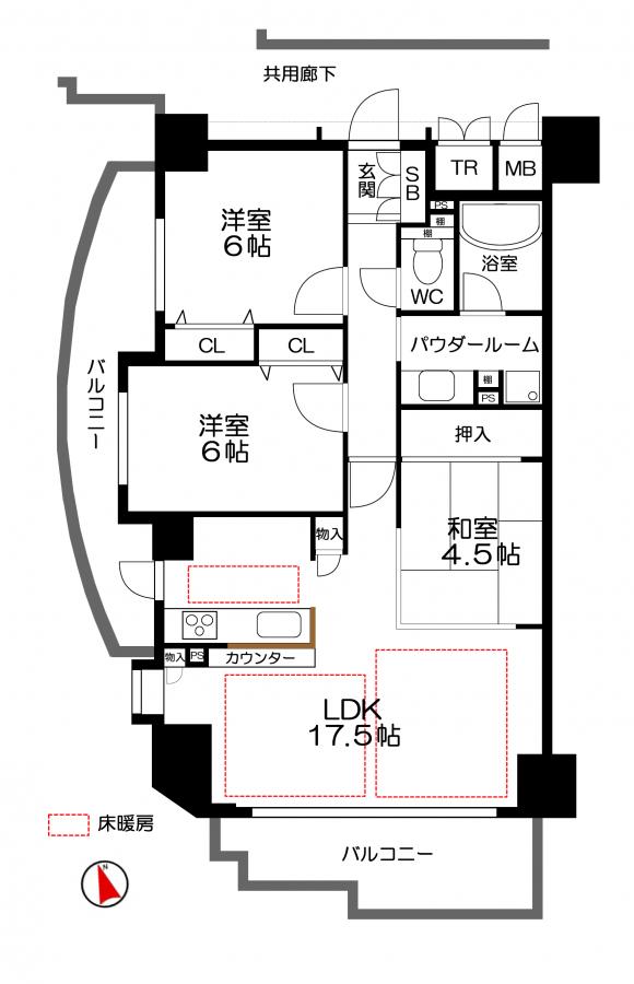 ドルチェグラン姫路駅前601